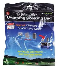 10 Piece Portable Camping Cooking Bag | No Fire or Electricity Needed