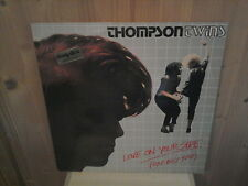 """THOMPSON TWINS love on your side 12"""" MAXI 45T"""