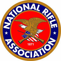 NRA National Rifle Association Vinyl Decal / Sticker ** 5 Sizes **