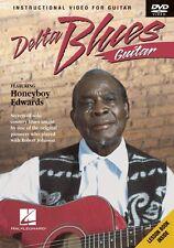 Delta Blues Guitar Instructional Guitar  DVD NEW 000320698