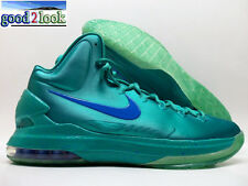 NIKE NIKE ZOOM KD V ID KEVIN DURANT GREEN/ROYAL SIZE MEN'S 13 [578551-991]
