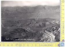 Rieti - Valle Reatina vista dal Terminillo - 1950 - Cartolina - Postcard