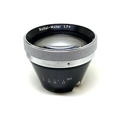 Rollei Mutar 1.7x For Rollei 16 Exc Condition Rare