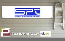 SUBARU Performance Tuning banner per Officina, Garage, SUBARU Rally, sti