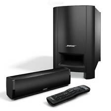 NEU BOSE Cinemate 15 Soundbar Heimkinosystem schwarz S-33