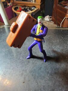 2015 McDonald's Happy Meal Batman Unlimited #2 The Joker Smashhammer DC Comics