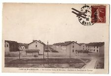 CPA 51 - Camp de MOURMELON (Marne) - Le Nouveau Camp de Division - Cantines et P