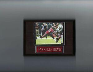 DARRELLE REVIS PLAQUE TAMPA BAY BUCCANEERS BUCS FOOTBALL NFL