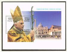 2006 Äquatorialguinea Block 340 Papst Benedikt postfrisch (MNH)