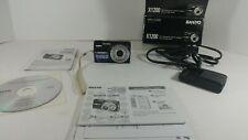Sanyo VPC X 1200 Digital Camera