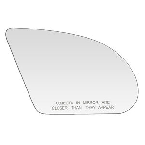Passenger Side Powered Replacement Glass for 1989-1997 Mercury Cougar