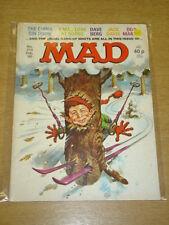 MAD MAGAZINE #214 1980 FEB FN THORPE AND PORTER UK MAGAZINE DON MARTIN