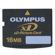 Olympus 16MB XD-Picture Card For Olympus & Fujifilm,XD Card 16MB, MXD16P3