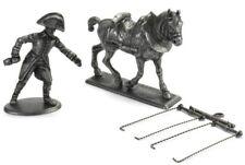 Figure Soldier Napoleonic War Austerlitz metal Horse Harness Lakai 1/32 Atlas