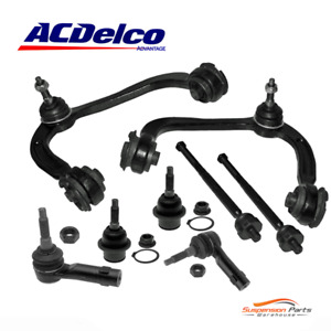 4WD Suspension Kit Fits  04-06 Ford F-150 Upper Arm Tie Rod End Lower Ball Joint