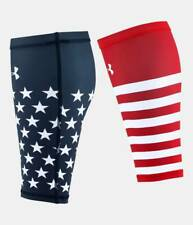 Under Armour HEATGEAR Compression Calf Sleeves 1276842-408
