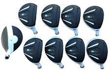 New 3-SW Heater B2 Taylor Fit graphite senior flex standard men hybrid golf set