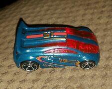HOT WHEELS 2008 #196 -1 TECHNETIUM MYSTERY CAR