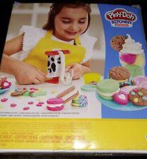 New Play-Doh Kitchen Creations Milk N Cookies Set