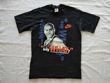 Vintage Nike Charles Barkley Swoosh Tee Shirt NBA 76ers Suns USA