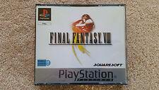 Final Fantasy 8 PS1 / complet / Fr intégral / comme neuf / envoi gratuit