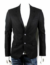 Armani Exchange A|X Luxurious Italian Wool Raw Edge Blazer/Jacket D6K855MA Sz L