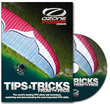 Paramotor Tips & Tricks from the Pros, Powered Paragliding DVD by Ozone Power