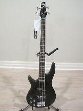 Ibanez Gio GSR200L Left-Handed Bass Guitar (Black) GSR200 with Bag