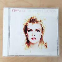 KIM WILDE THE HITS COLLECTION CD ALBUM 2006 19 TRACKS FREE P&P