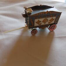 Vintage Vehicles in HO Scale Tableau Circus Wagon Kit #764-7 NOS