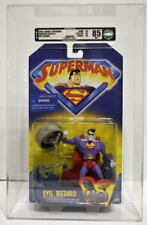 Superman Animated Series EVIL BIZARRO Action Figure AFA Graded 85 Kenner 1998