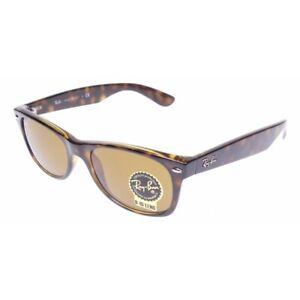 Ray-Ban RB 2132 NEW WAYFARER Sonnenbrille Kunststoff unisex Havanna