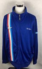 David Carey Ford Mustang Track Jacket Coat Men's Size 3XL/XXXL