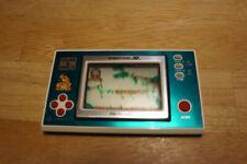 Nintendo Game & Watch Donkey Kong Jr Handheld Electronic Wide Screen DJ-101 1982