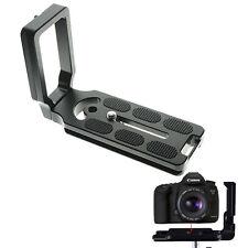 Universal MPU100 Quick Release L Plate Bracket for Camera Benro Arca Swiss OZ