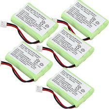 5x Ni-MH Cordless Home Phone Battery for Sanik 3SN-AAA60H-S-J1 3SN-AAA55H-S-J1