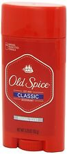 Old Spice Classic Deodorant Stick, Original 3.25 oz