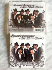Los Originales de Durango Homenaje Duranguense Jose Alfredo Jimenez CD 2005 RARO