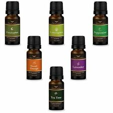 Essential Oils Set 6pc for Air Diffuser Aroma Therapy Humidifier Mist Vapor