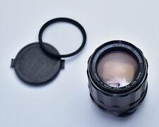 Asahi Pentax Super Takumar f2.8 105mm Telephoto Lens M42 NEX Micro 4/3 (3049)