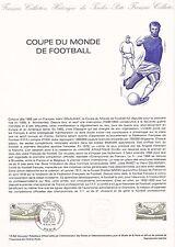 Document Philatélique Timbre 1er Jour : 28/04/ 1982 - Coupe du Monde Football