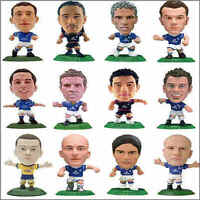 Corinthian Microstar Football Model Figures Everton - Various Players