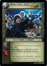 LOTR TCG Hobbit Party Guest 1C297 Fellowship of the Ring FOTR MINT FOIL