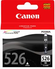 Genuine Original Canon CLI-526BK Black Ink Cartridge | FREE 🚚 DELIVERY