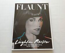 Leighton Meester Flaunt Magazine December 2012 New