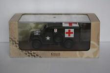 VEHÍCULOS Y TANQUES DE WW2 Nº31 : Dodge WC54 Cruz Rojo Ambulancia IXO ATLAS 1/43