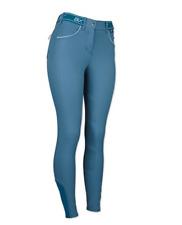 Us size 32 - B Vertigo Xandra Women'S Knee Patch Breeches In Ashley Blue