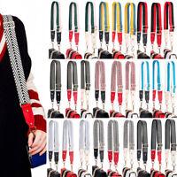 Adjustable Webbing Strap Shoulder Crossbody Bag Replacement Handbag Handle 132cm
