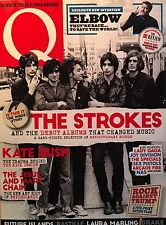 Q Magazine April 2017 The Strokes Kate Bush Elbow Jesus And Mary Chain Lady Gaga