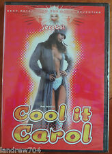 Cool It Carol UNRATED NEW DVD